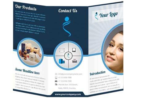 Graphic design Tri fold brochure design and printing Nairobi Kenya
